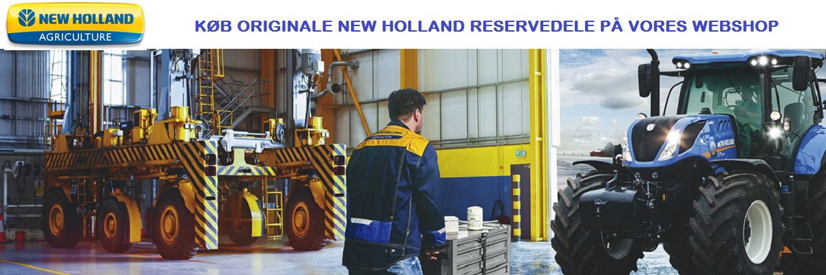 New Holland reservedele