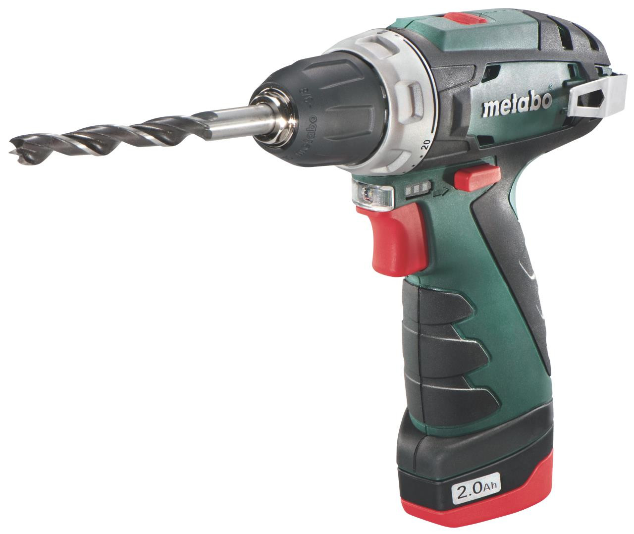 Metabo Powermaxx SB2x2,0