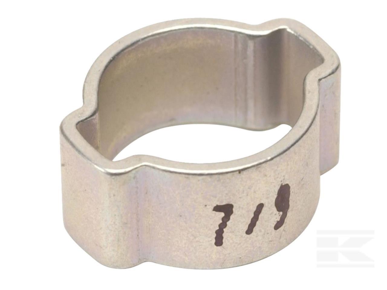 Øreclamp, ABA 7-9mm