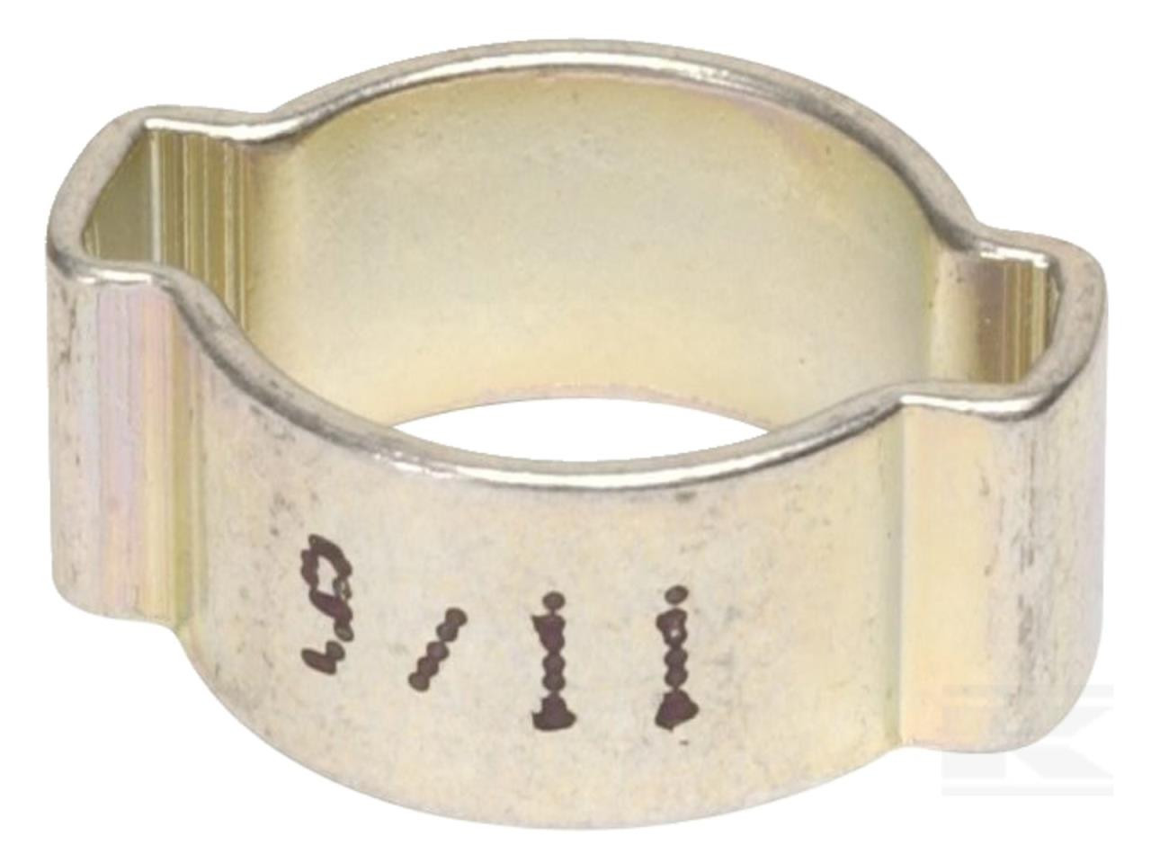 Øreclamp, ABA 9-11mm