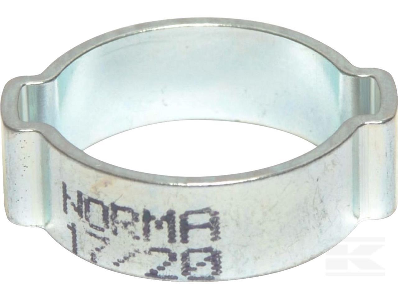 Øreclamp, ABA 17-20mm