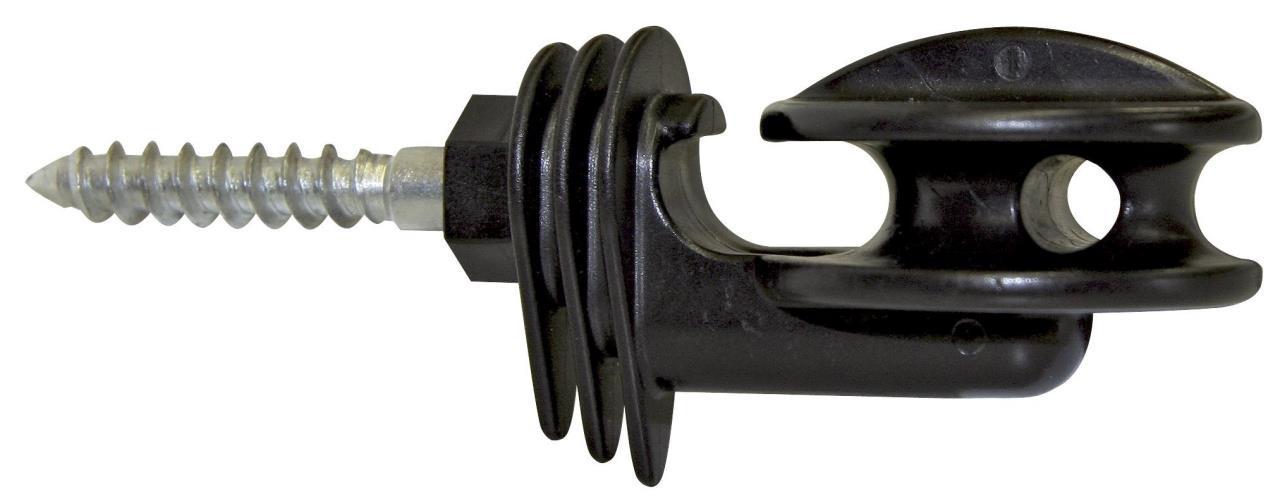 Hjørneisolator, Reb/wire, 6 st