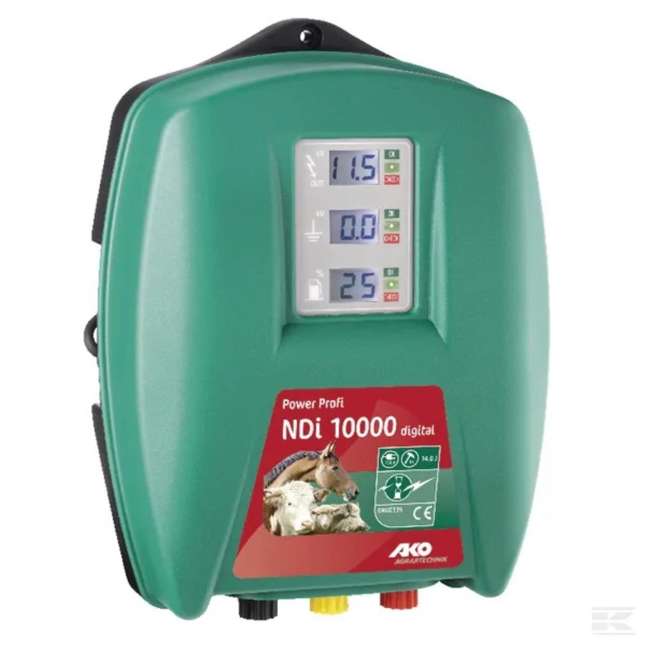 AKO El-hegn Powerprofi NDI10000