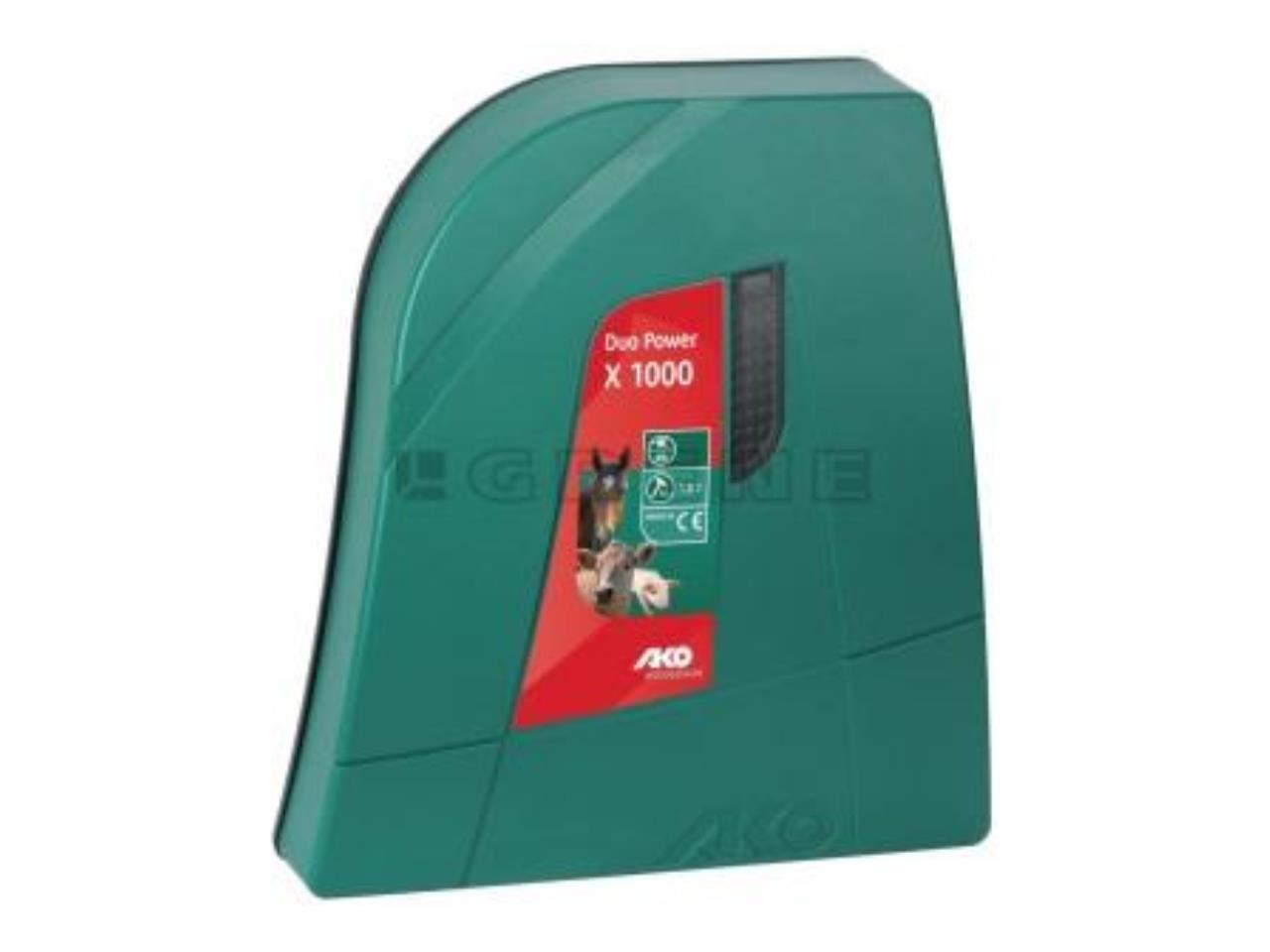 El-hegn AKO DUO Power X1000 12