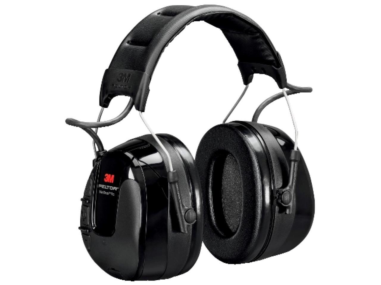 Peltor WorkTunes pro/FM Høreværn SNR32db