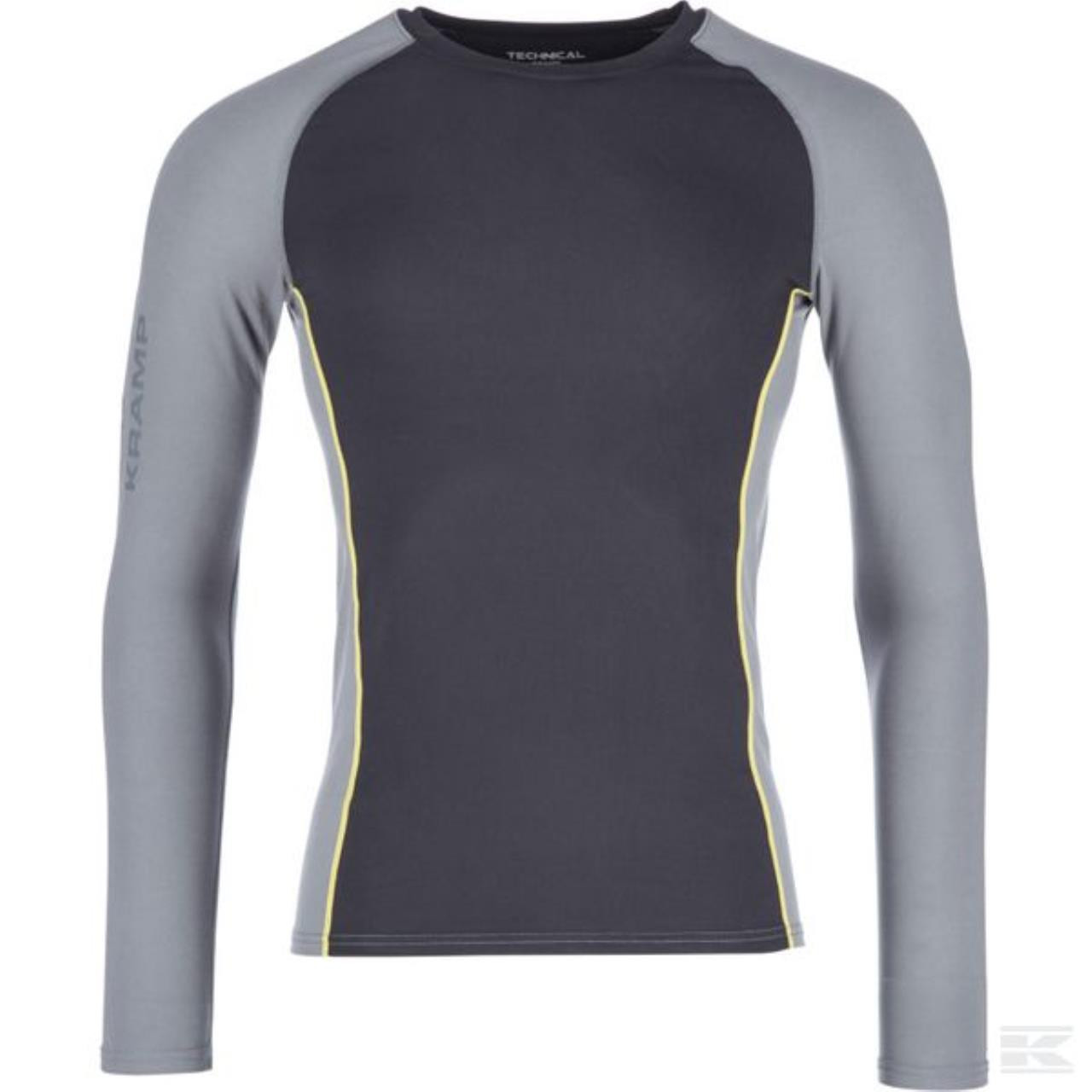 Termoundertrøje Technical Carbon, str. S til 3XL