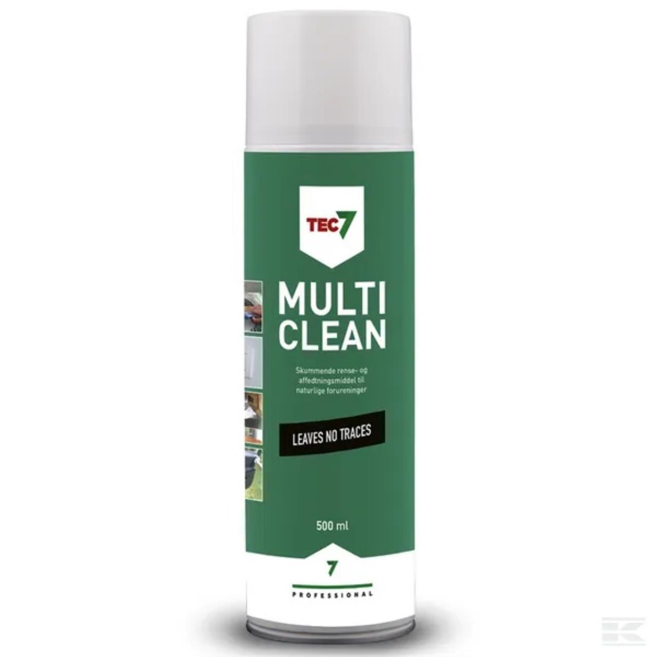 Tec7 Multicleaner Rensemiddel 500 ml (Foam7)