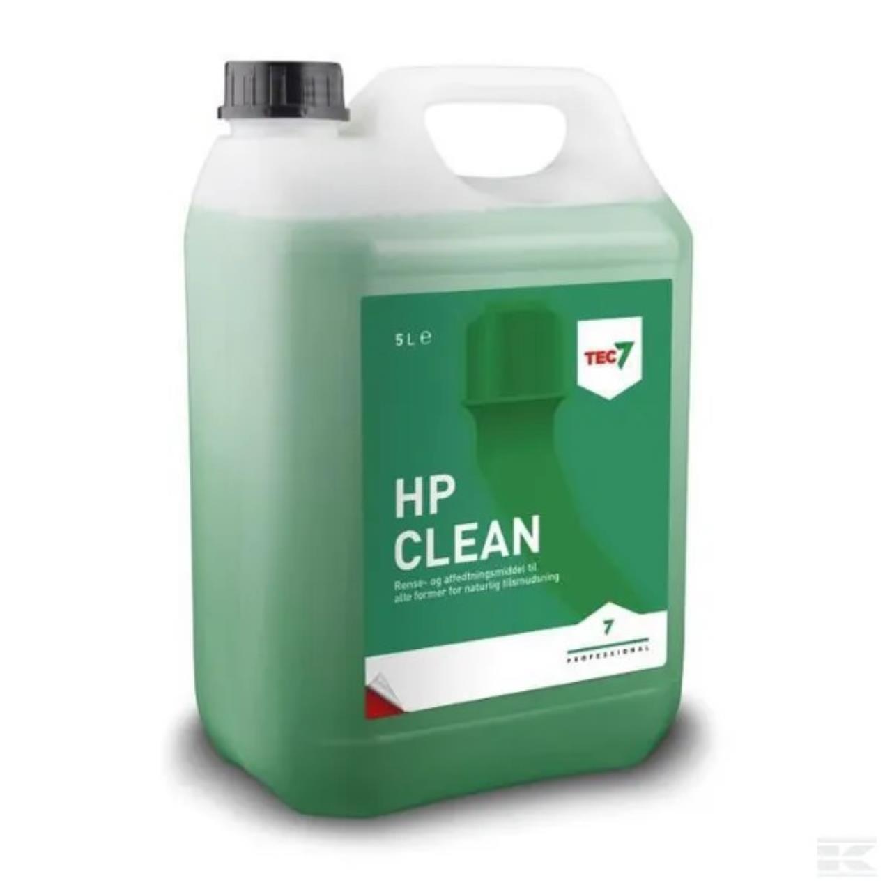 HP7 Rensemiddel 5 l