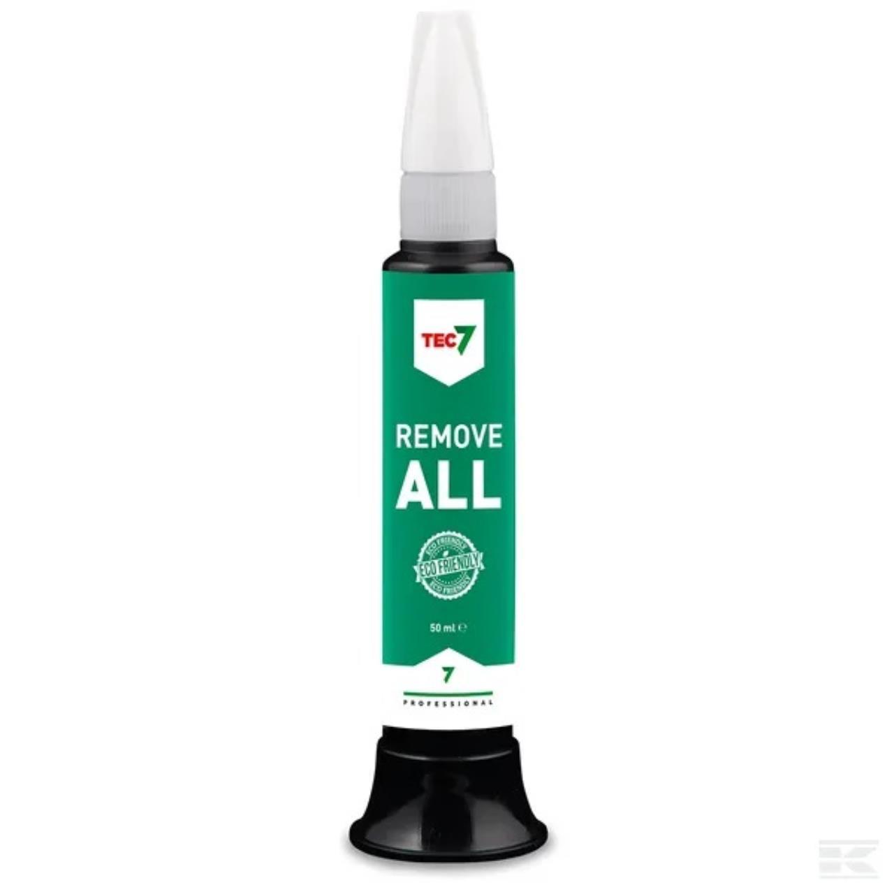 Rensemiddel Remove ALL 50 ml