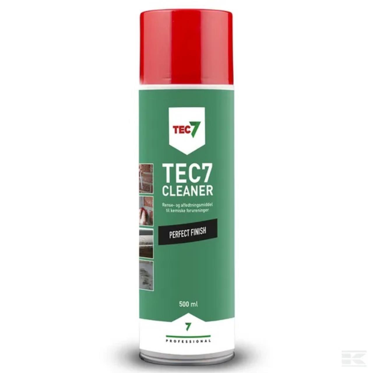 Tec7 Cleaner spray 500 ml