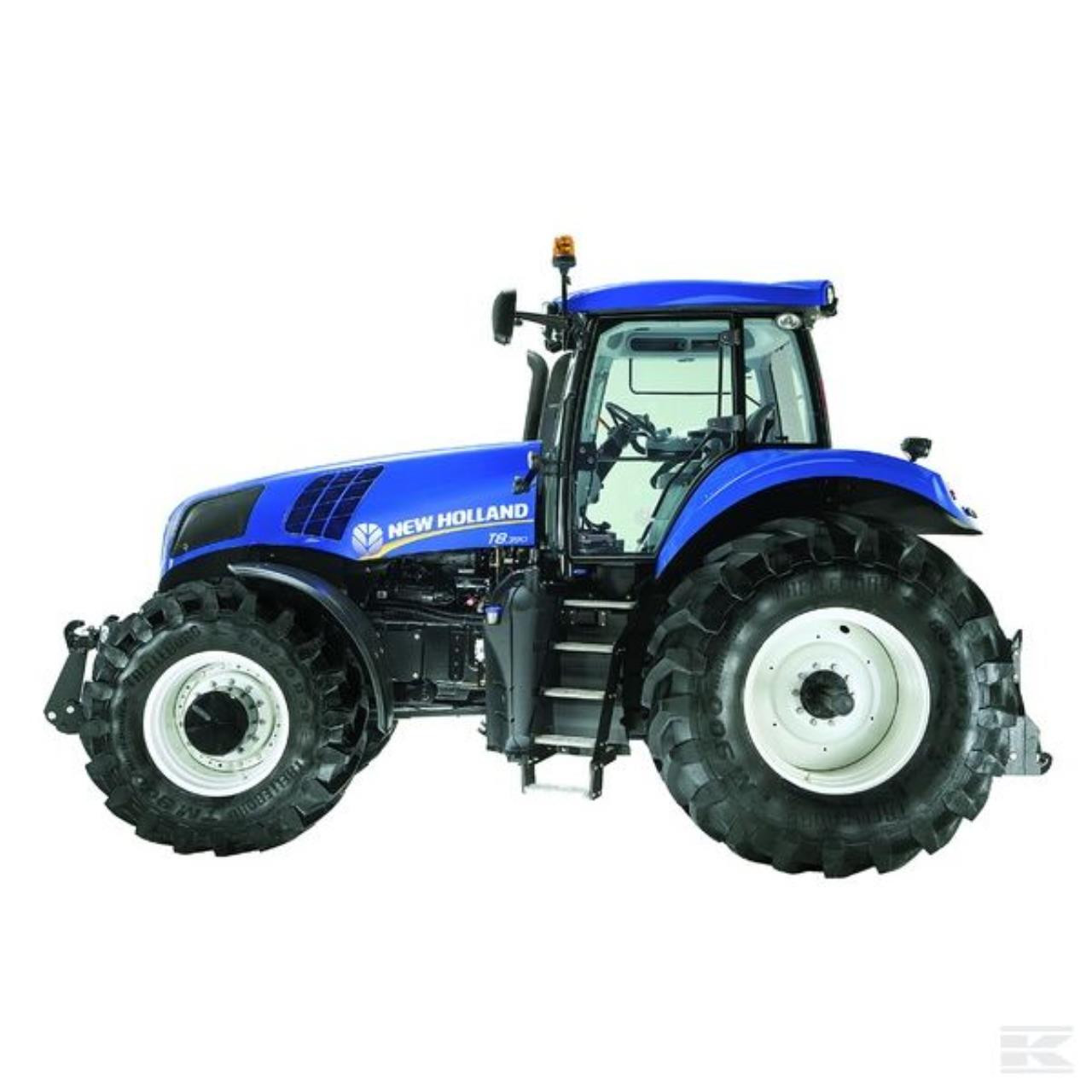 Traktor New Holland T8.390