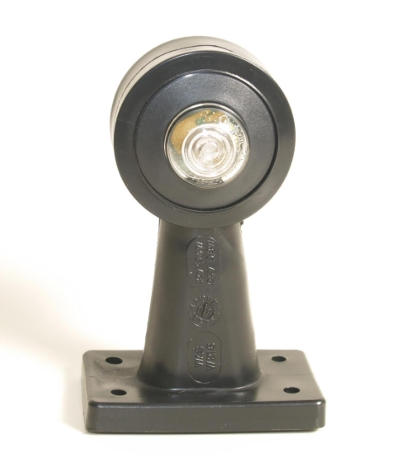 LED SL.LYGTE 135MM 12/24 Rø/Hv