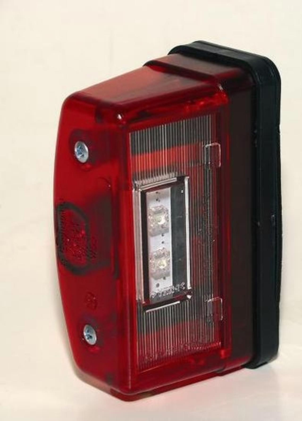 LED NR.PLADE/BAGPOS.LYGT