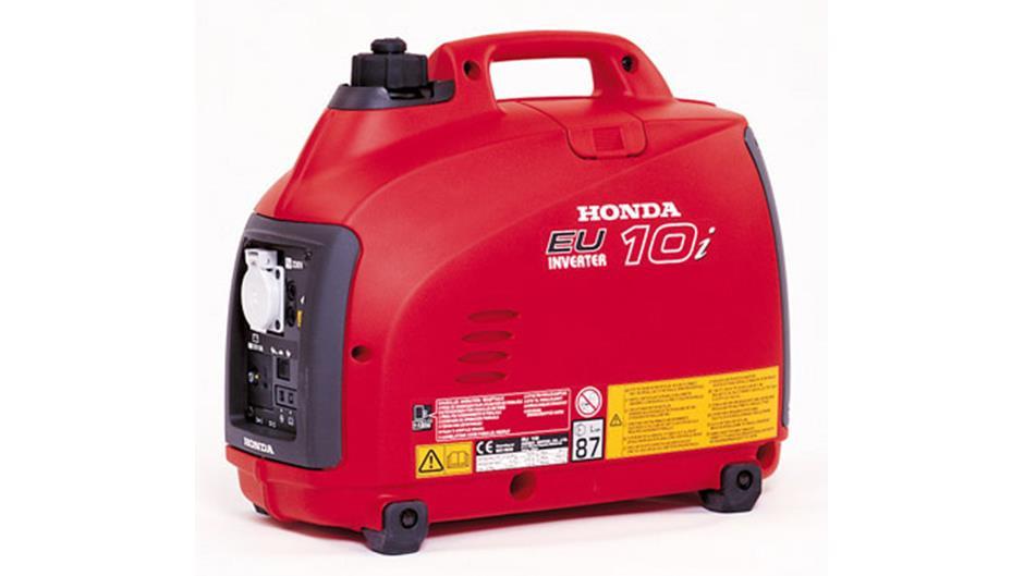 Honda EU10i generator, DK-stik
