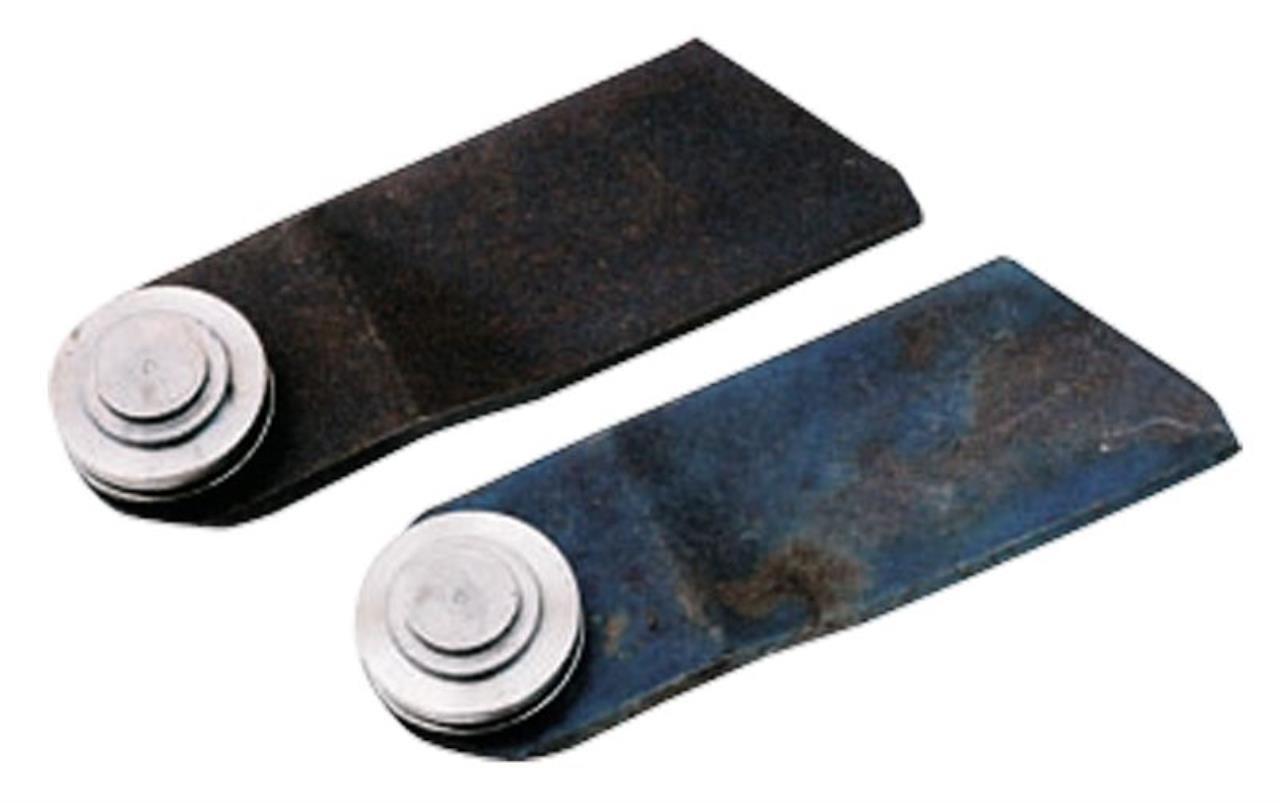 Klippo underknivsæt 4 stk. til knivtallerken