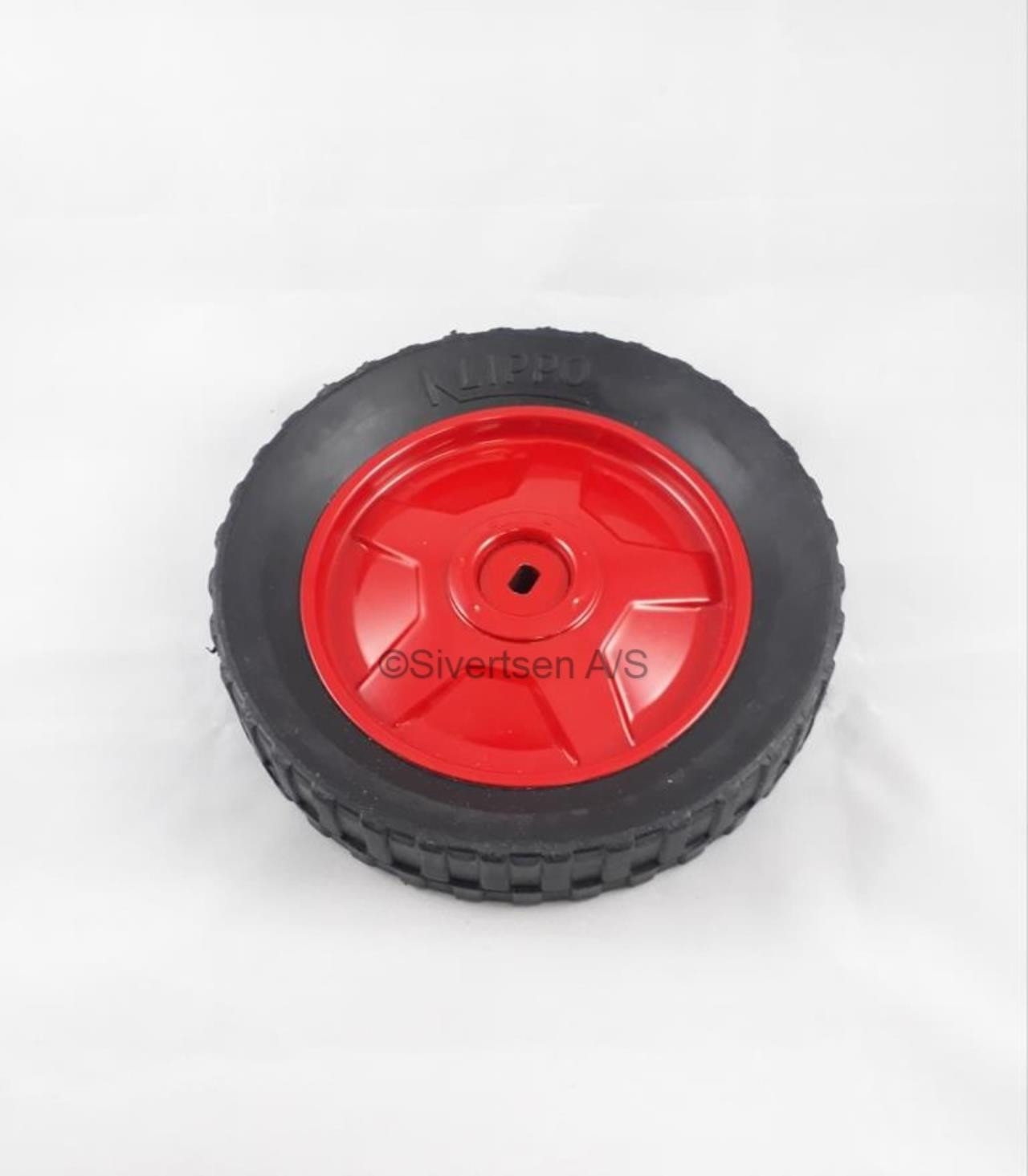 Klippo trækhjul kpl. modsat gearkasse