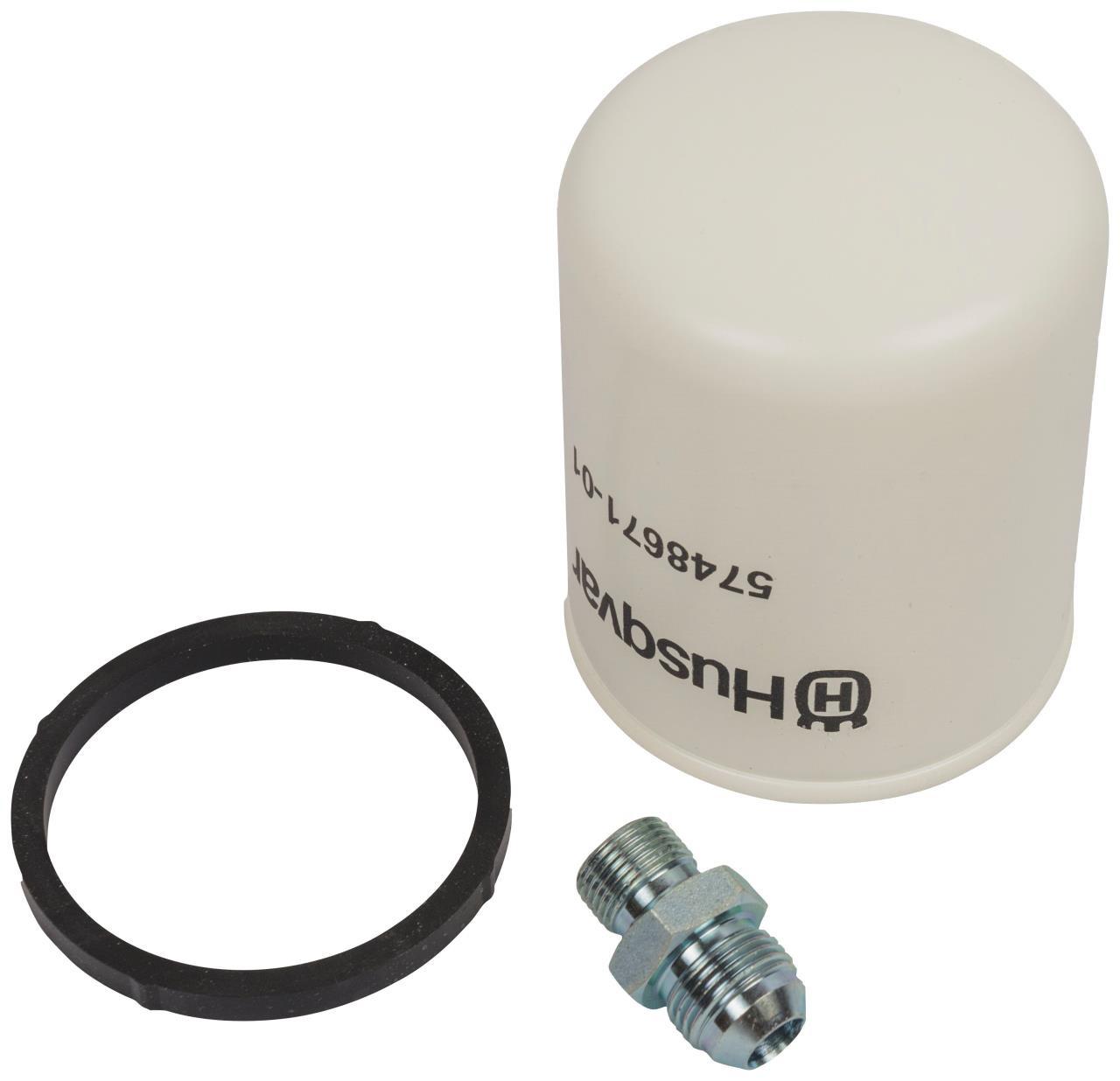 Husqvarna Hyd.Filter m/adapter
