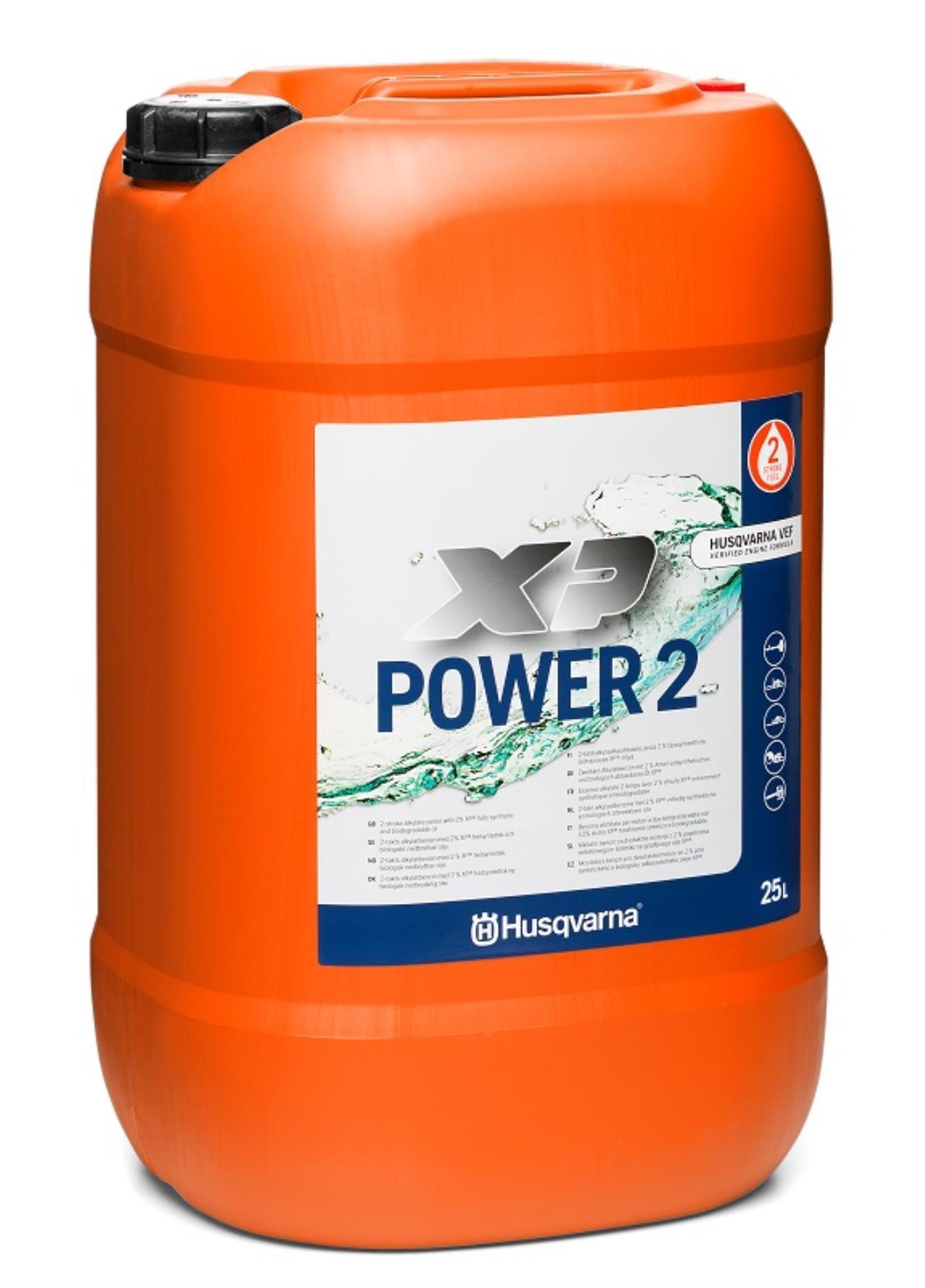 Husqvarna XP Power 2T - 2-takts benzin 25 ltr.