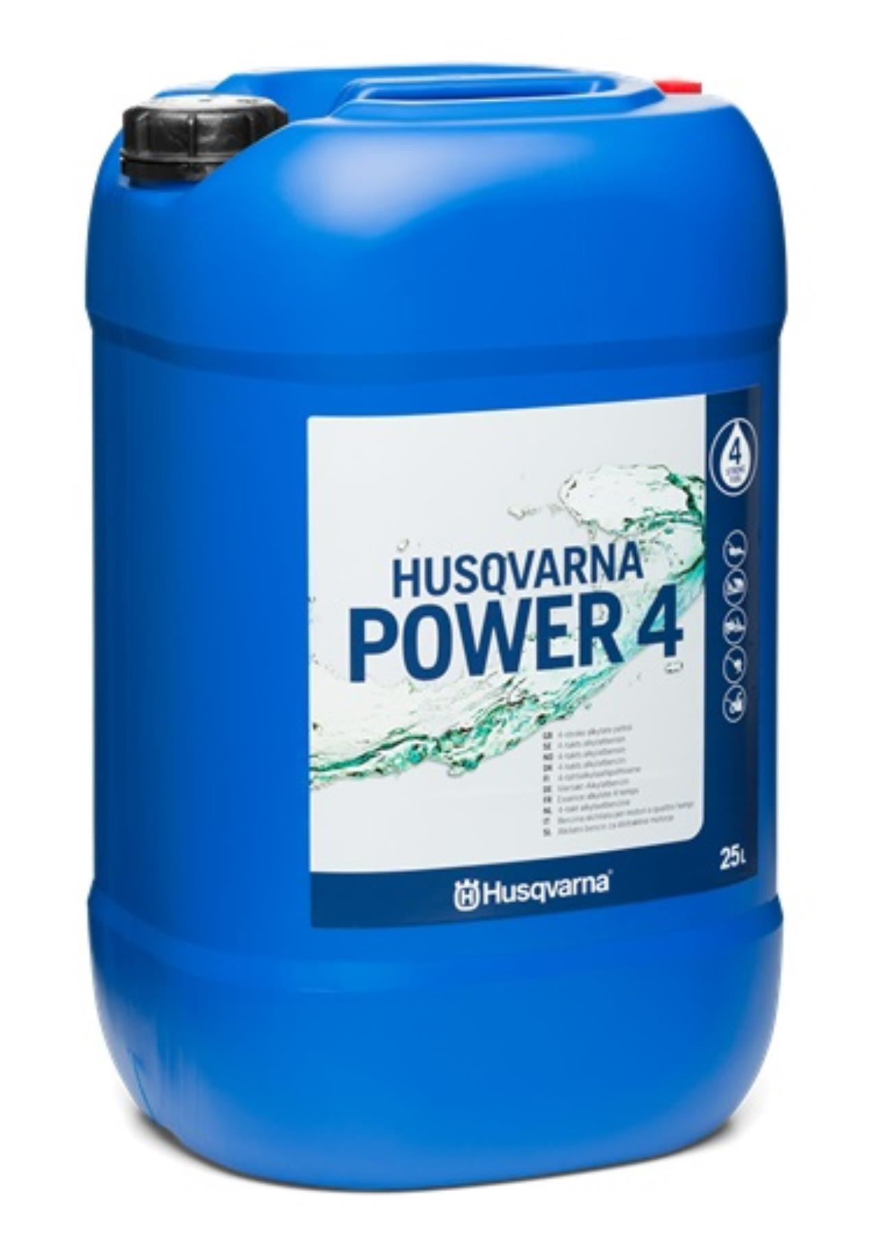 Husqvarna Power 4T - 4-takts alkylatbenzin 25 ltr.