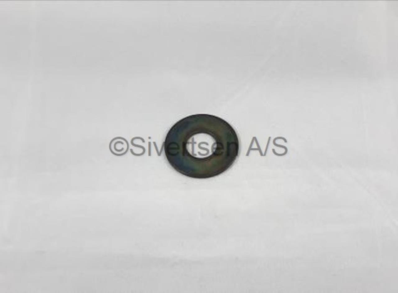 Husqvarna skive f/baghjul AM420-450X, 16X40X1,5