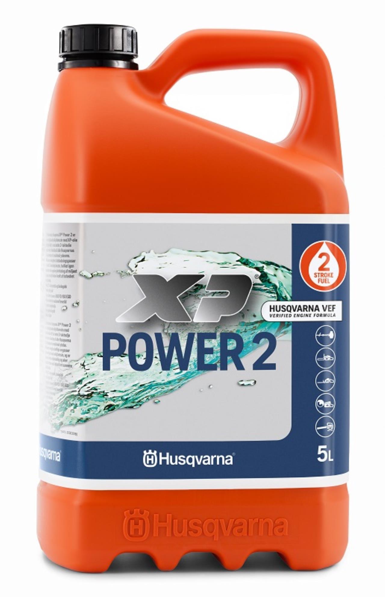 Husqvarna XP Power 2T - 2-takts benzin 5 ltr.