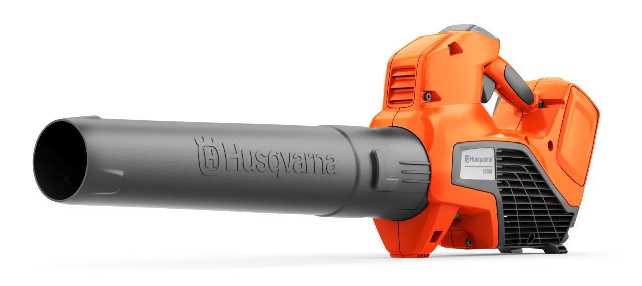 Husqvarna 120iB løvblæser, m/batteri og lader