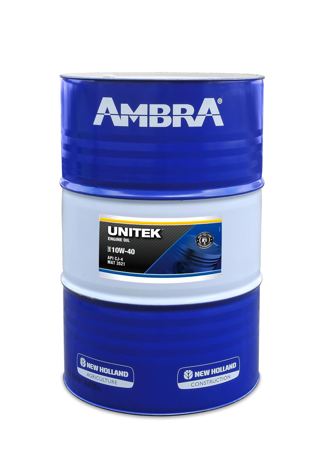 Ambra Unitek 10W-40 200 ltr