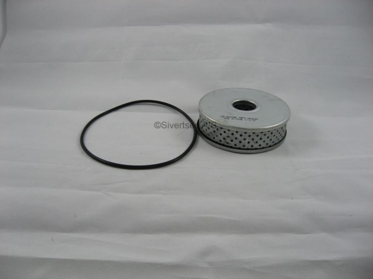Filter servostyring