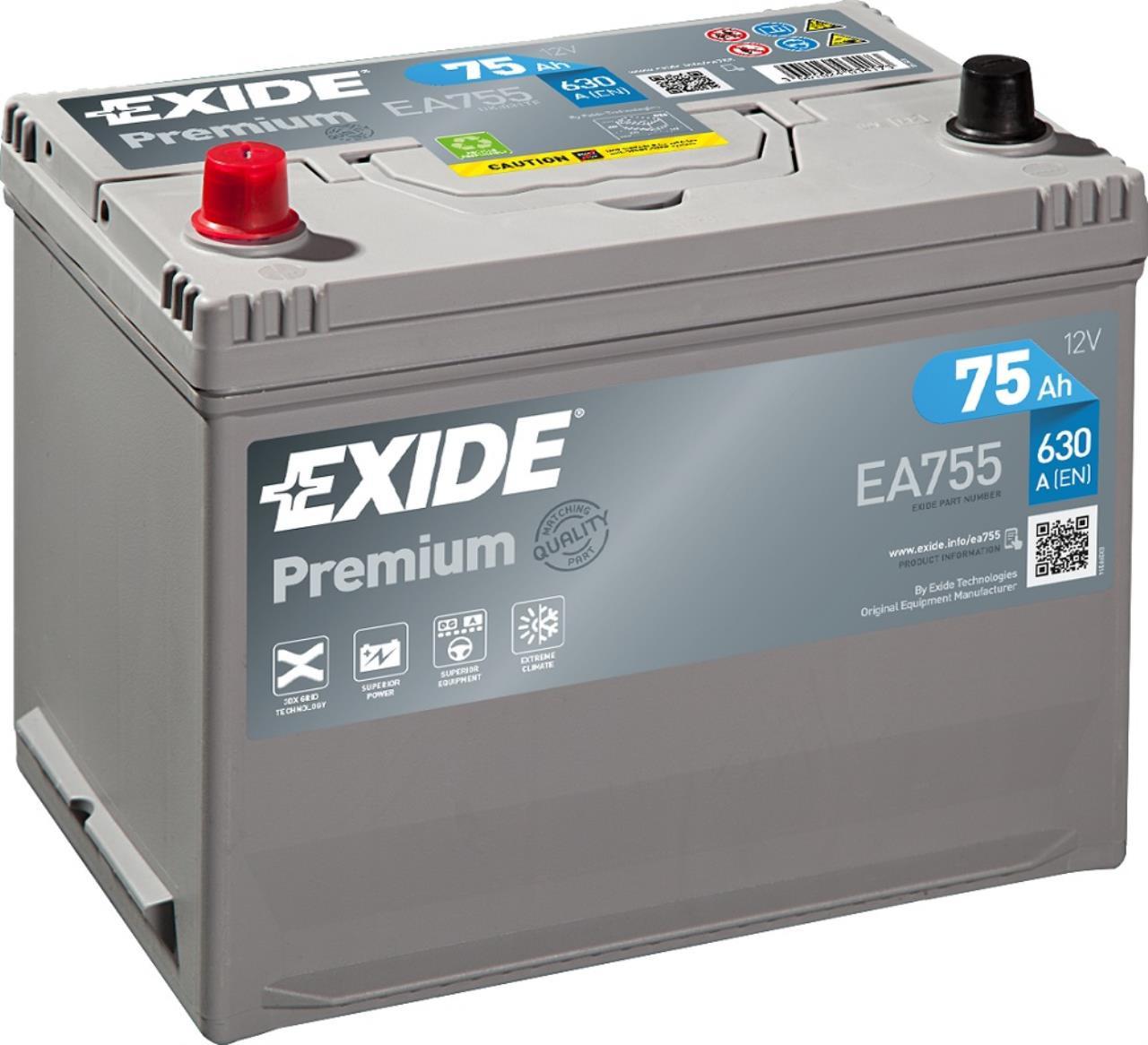 Exide Batteri