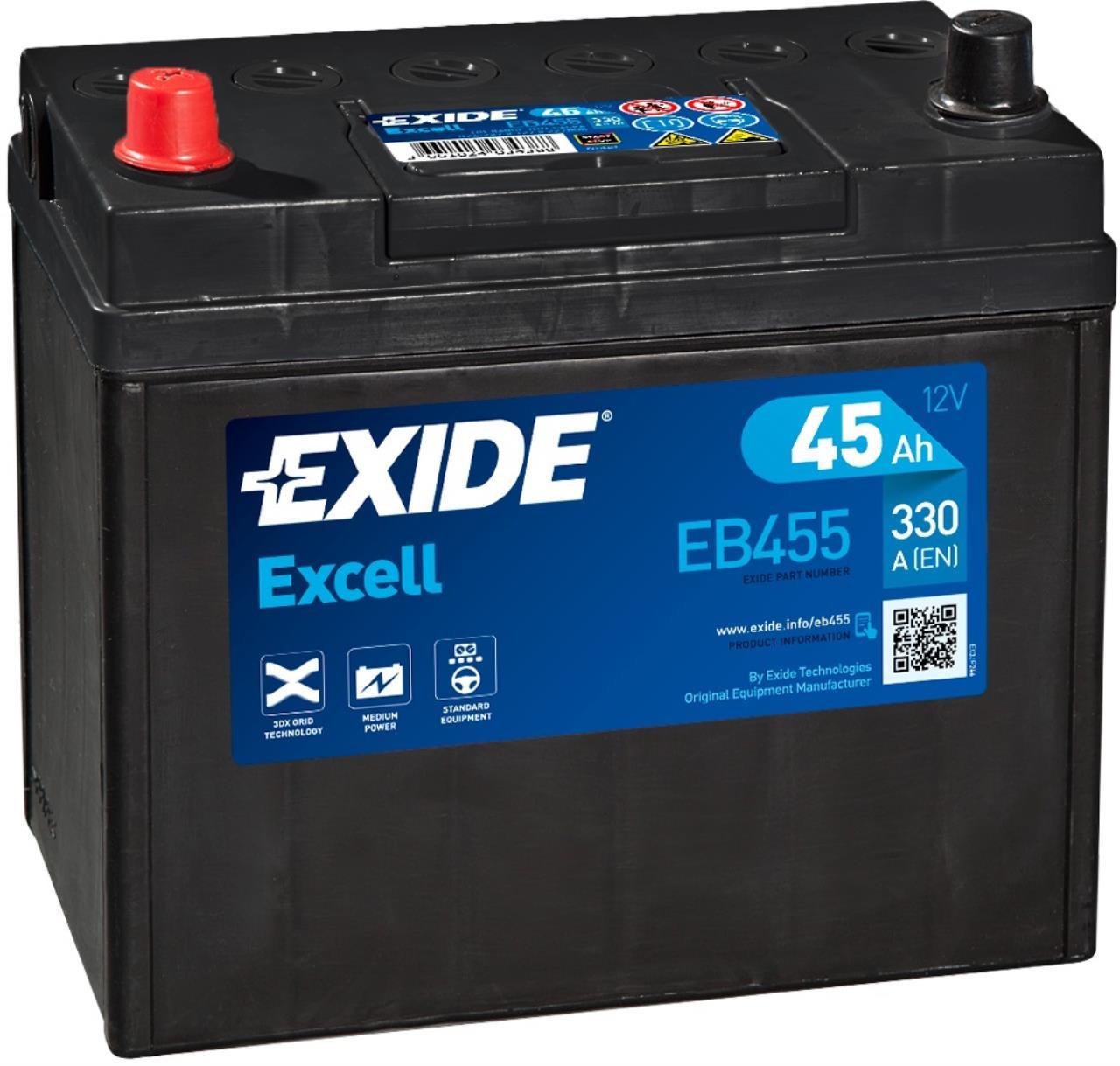 Startbatteri DIN 54524