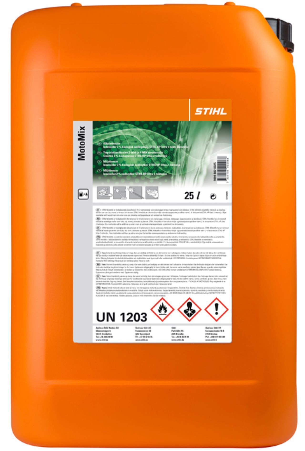 Stihl Miljøbenzin 2-Takt 25Ltr.