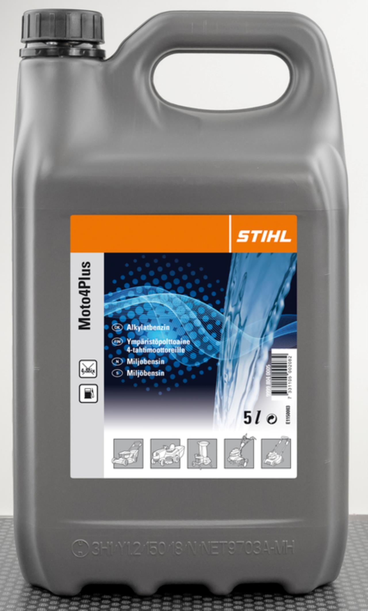 Stihl Miljøbenzin 4-Takt 5L