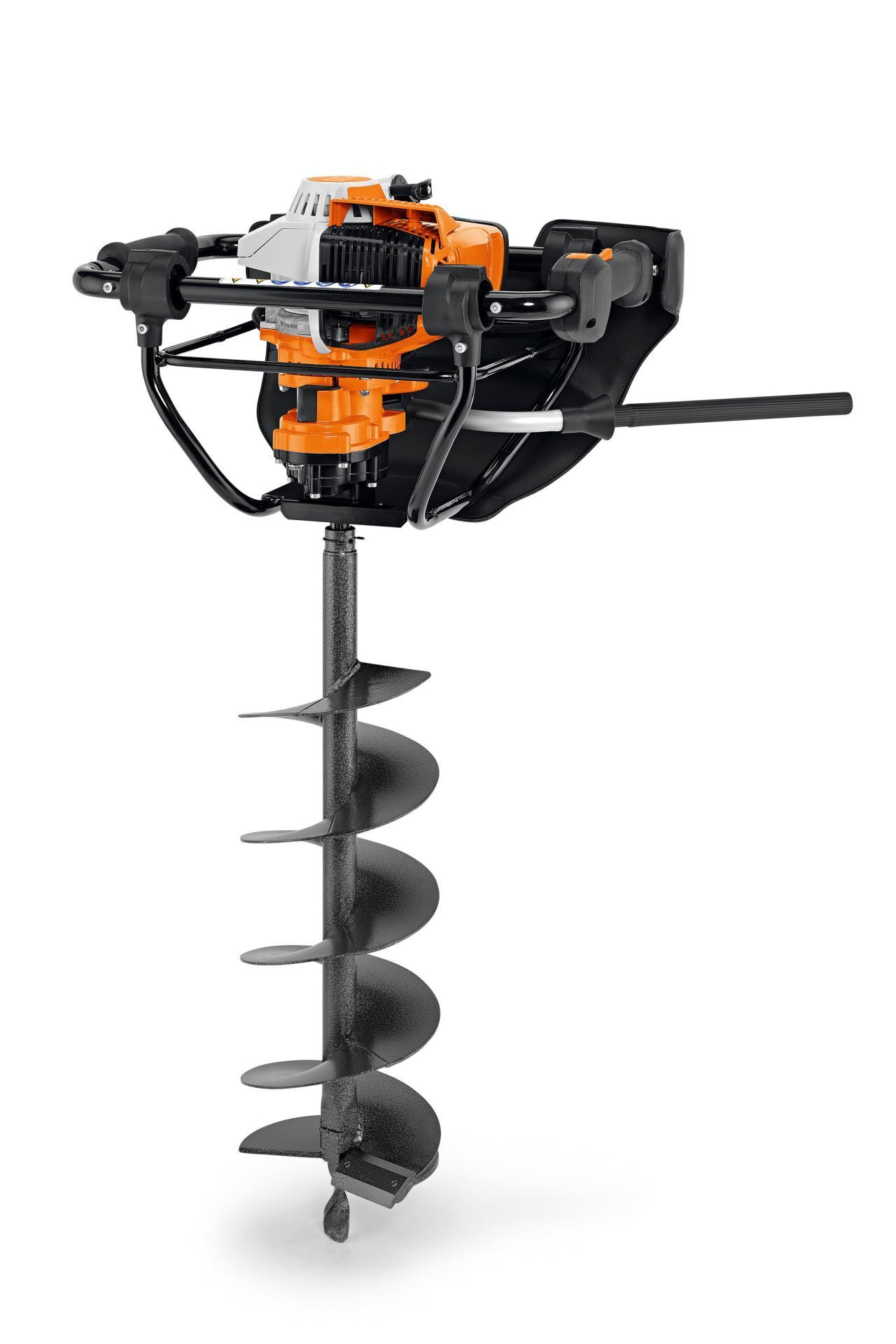 Stihl BT131 Jordbor 4-Mix Motor enmandsbor