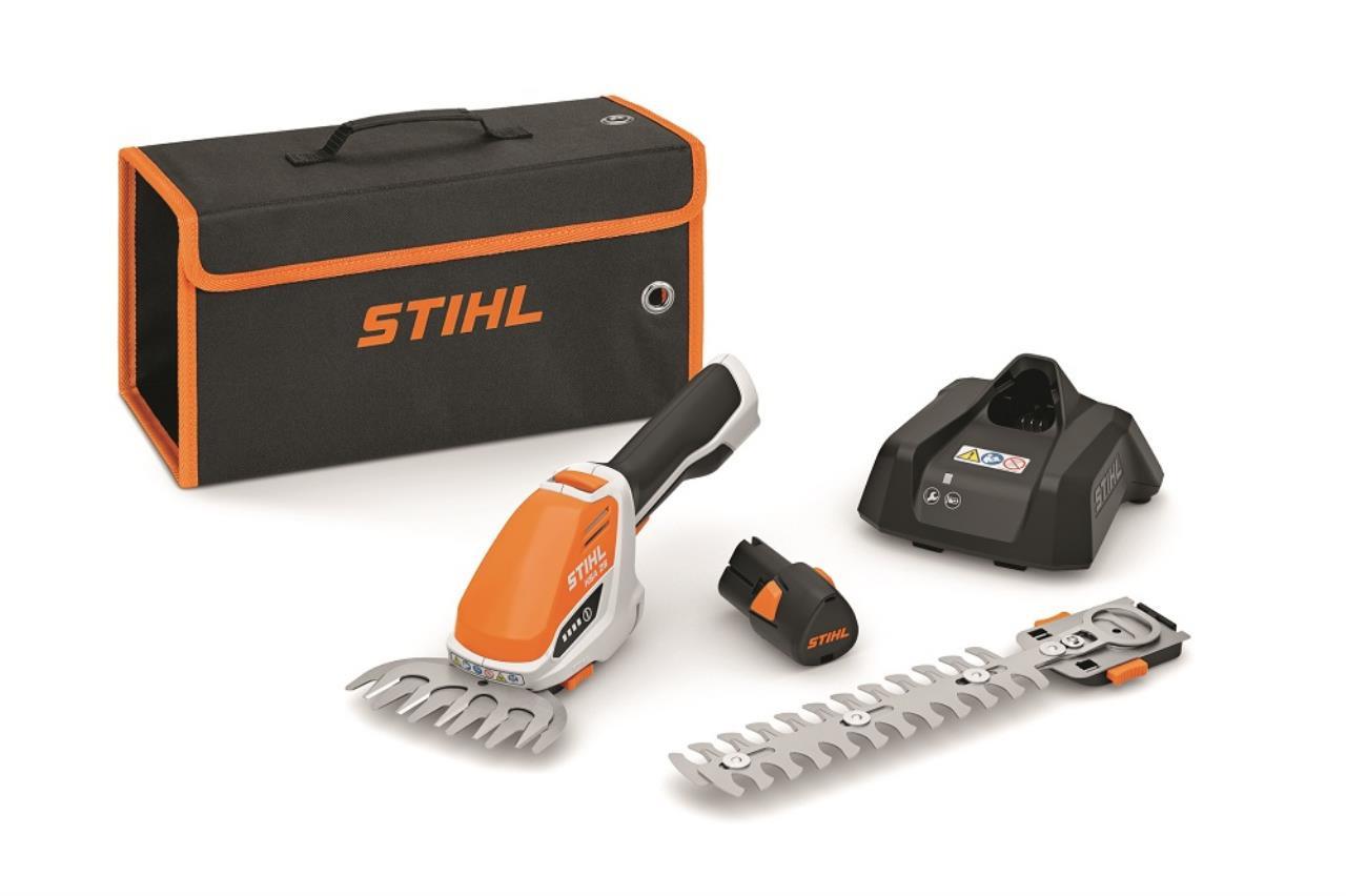 Stihl HSA26Kpl. Akku Busk/græskniv m/batteri&lader