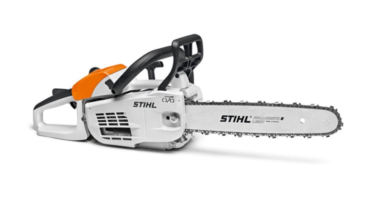 Stihl MS201CM motorsav M-Tronic