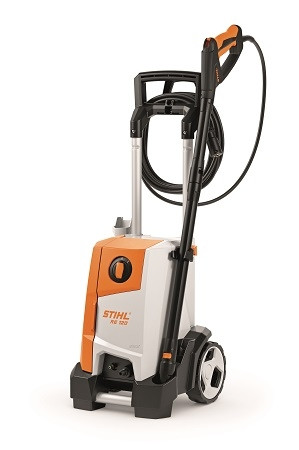 Stihl RE120 højtryksrenser 10-125Bar/8m.Slange