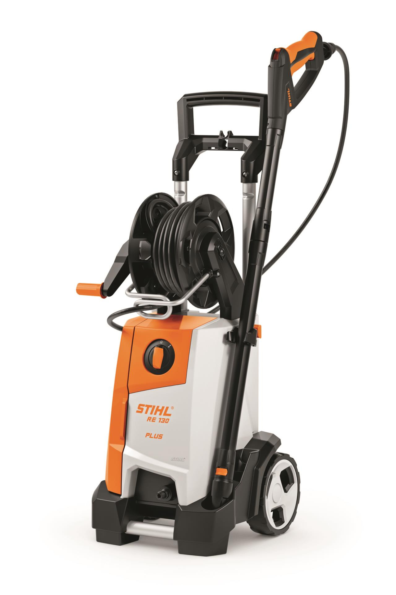 Stihl RE130Plus Højtryksrenser 10-135Bar/9m.Slange