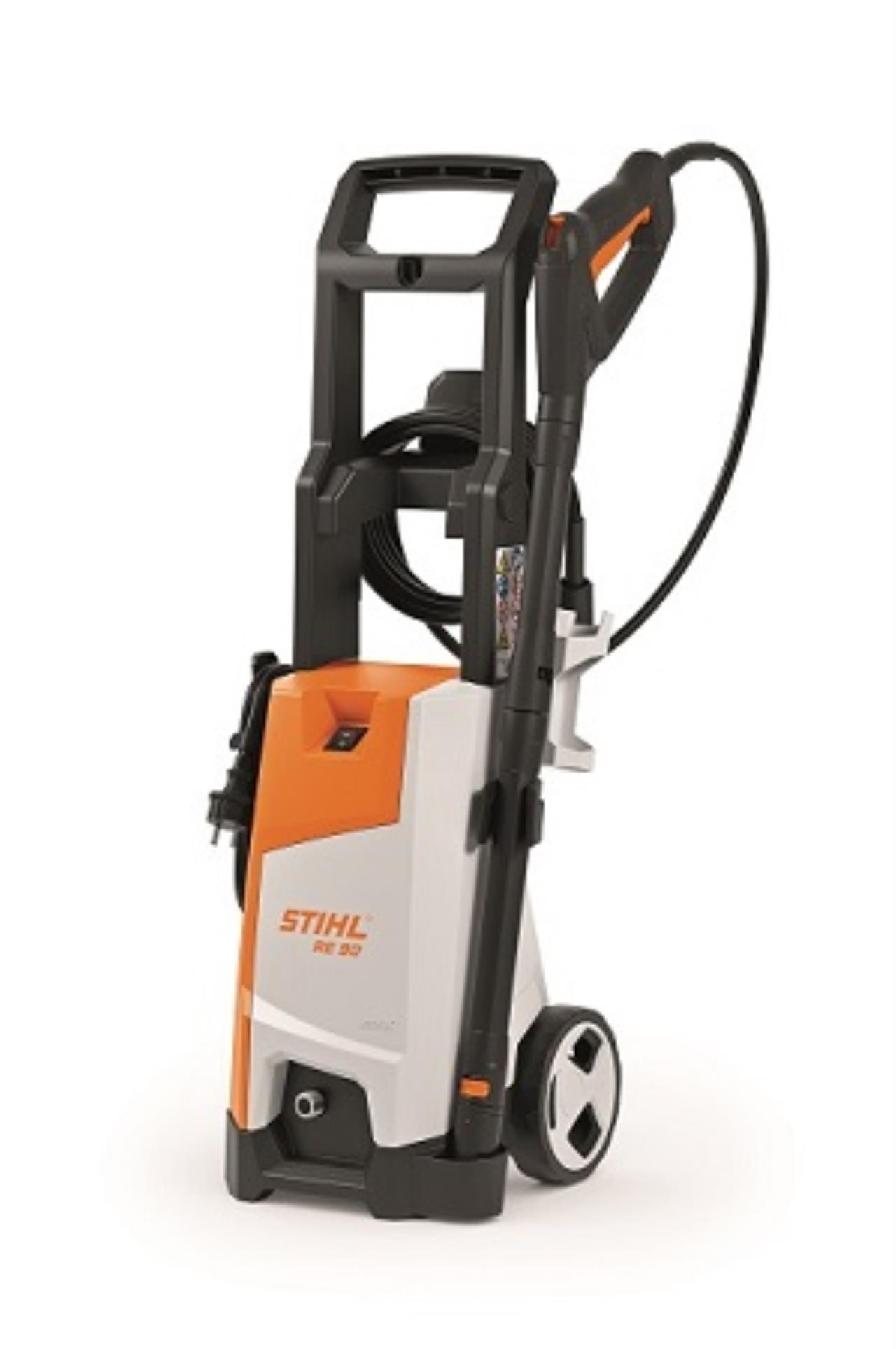 Stihl RE90 Højtryksrenser 10-100Bar/6m.Slange
