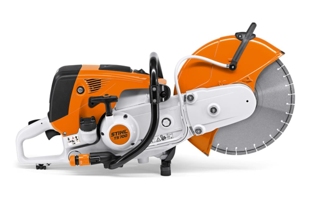 Stihl TS 700 skæremaskine Ø350mm incl.