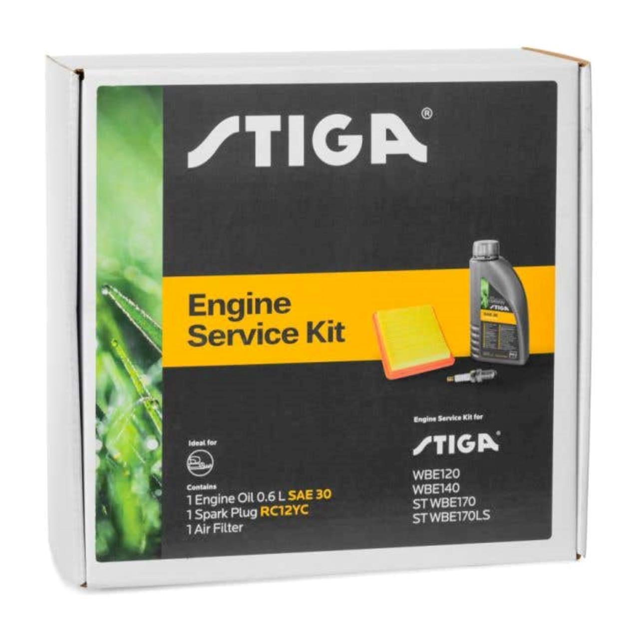 Stiga servicesæt f/WBE120-140 motorer