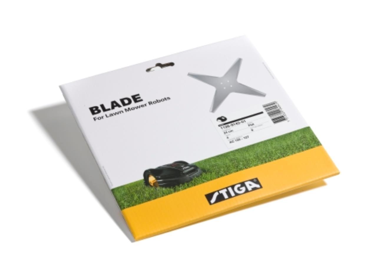 Kniv, Autoclip 325-550SG
