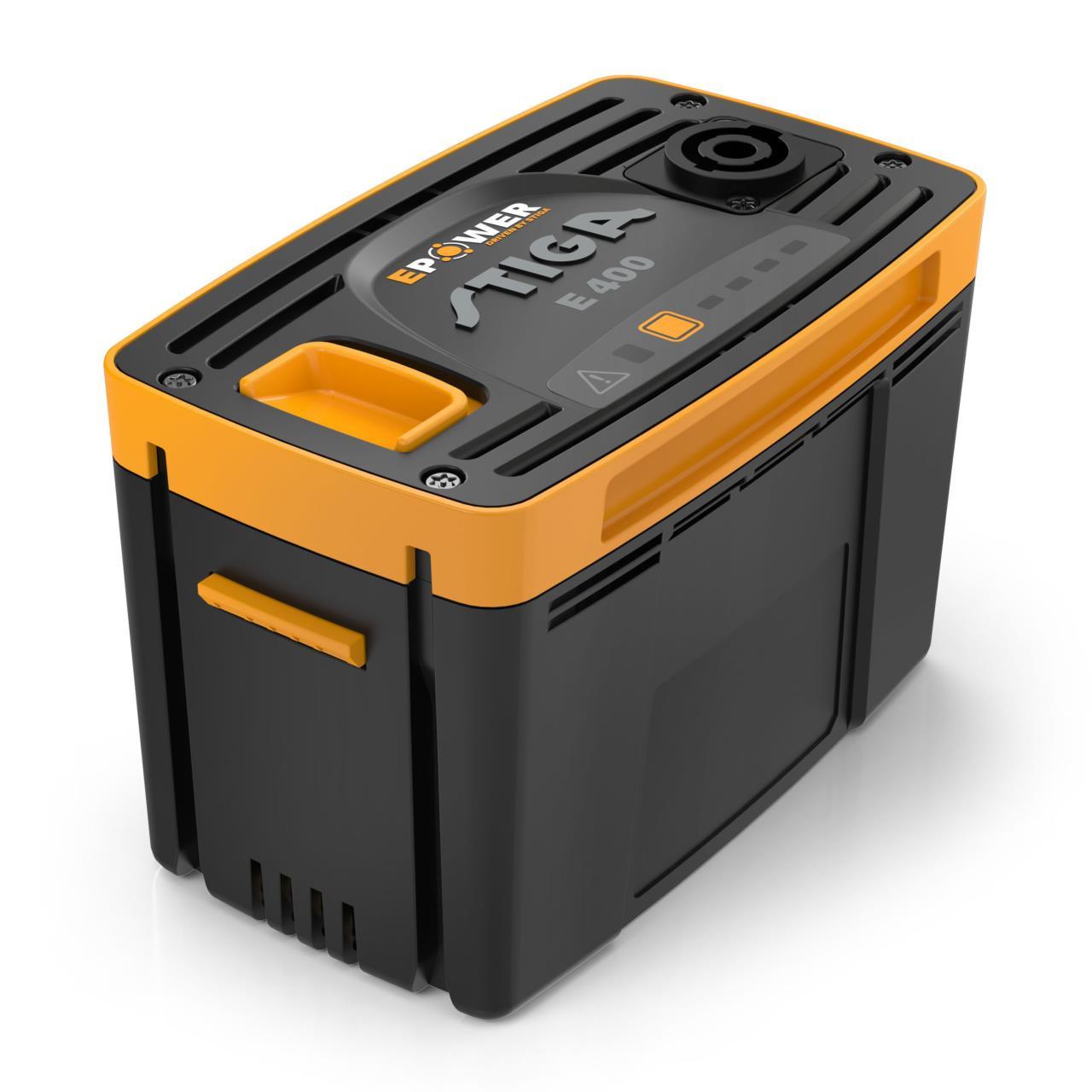 Stiga E400S Dummy-batteri f/SBH900AE