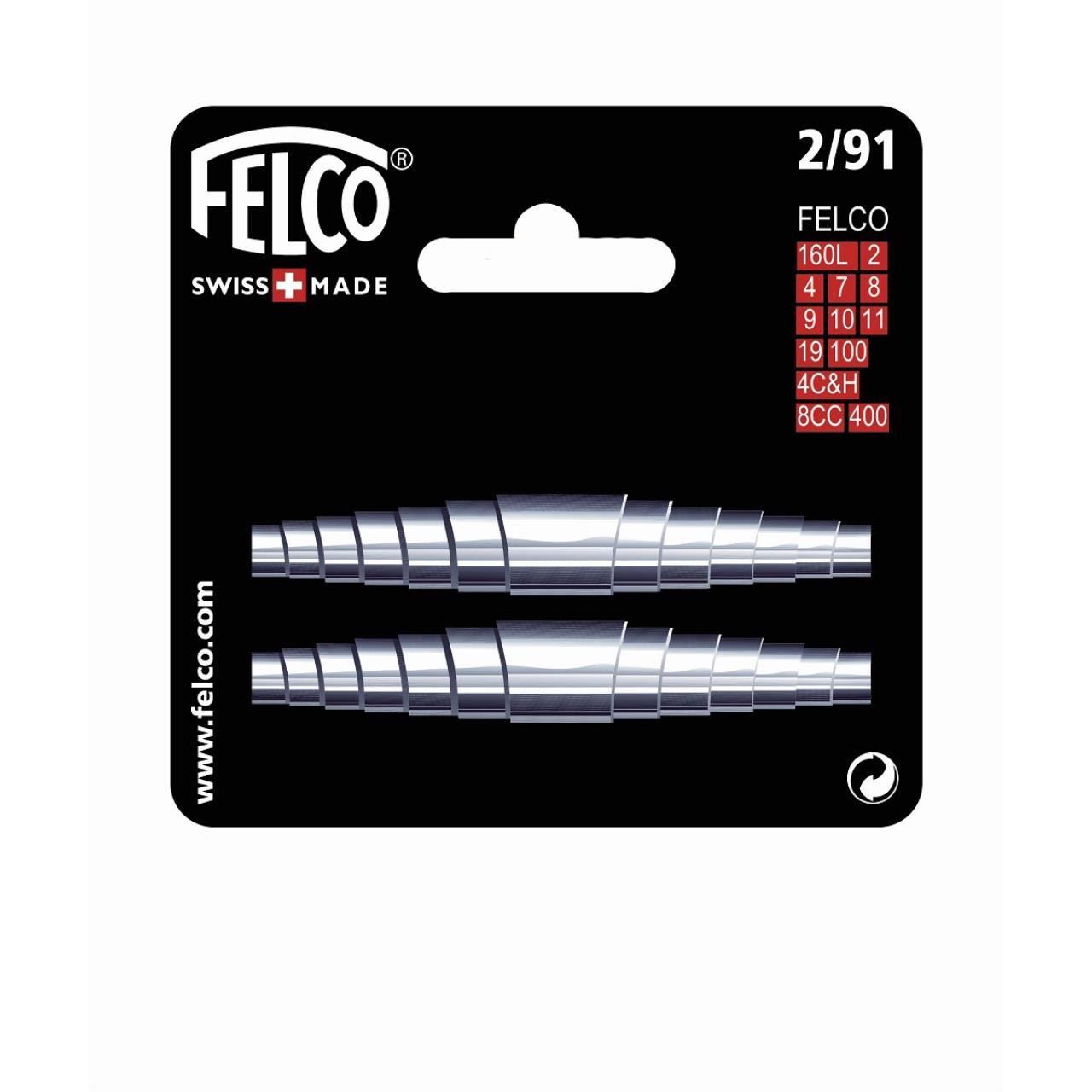 Felco 2/91-25 fjeder 2 stk