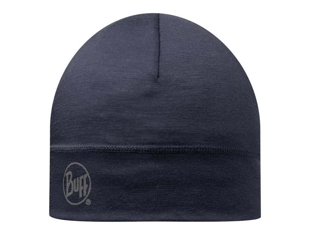 Buff Merino 1 Layer Hat, hue blå