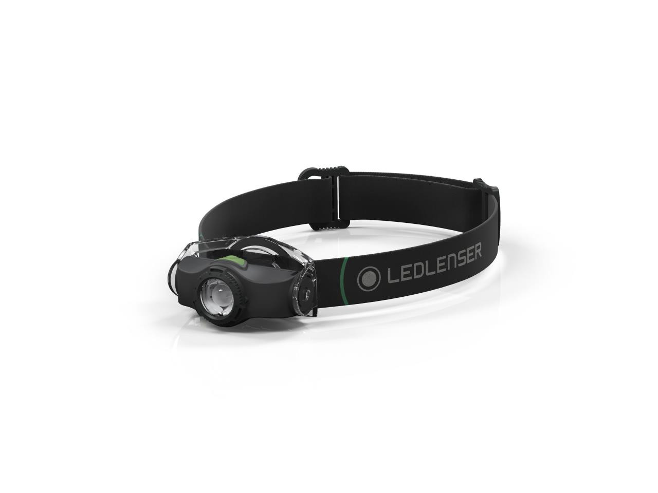 Ledlenser Pandelampe MH4 Sort ultra-let