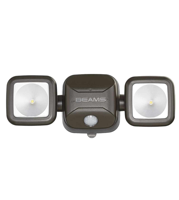 Mr Beam MBN3000 (brun), trådløs lampe (Spotlight)
